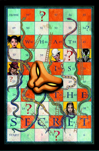 Secret Six relaunch cover