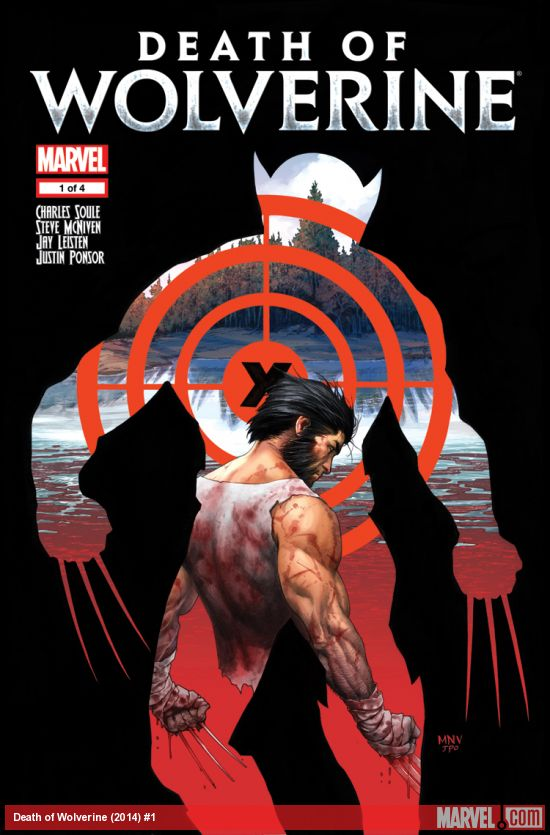 death of wolverine 1