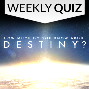 How Much Do You Know About Destiny? 3x3