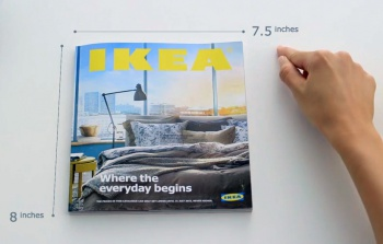 Ikea BookBook catalogue