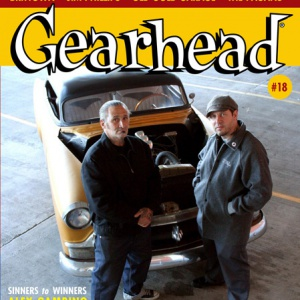 gearhead magazine