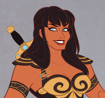 xena disney princess
