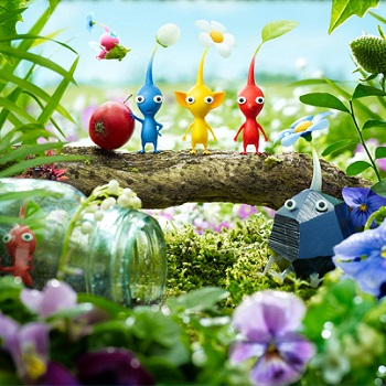 pikmin short films by miyamoto