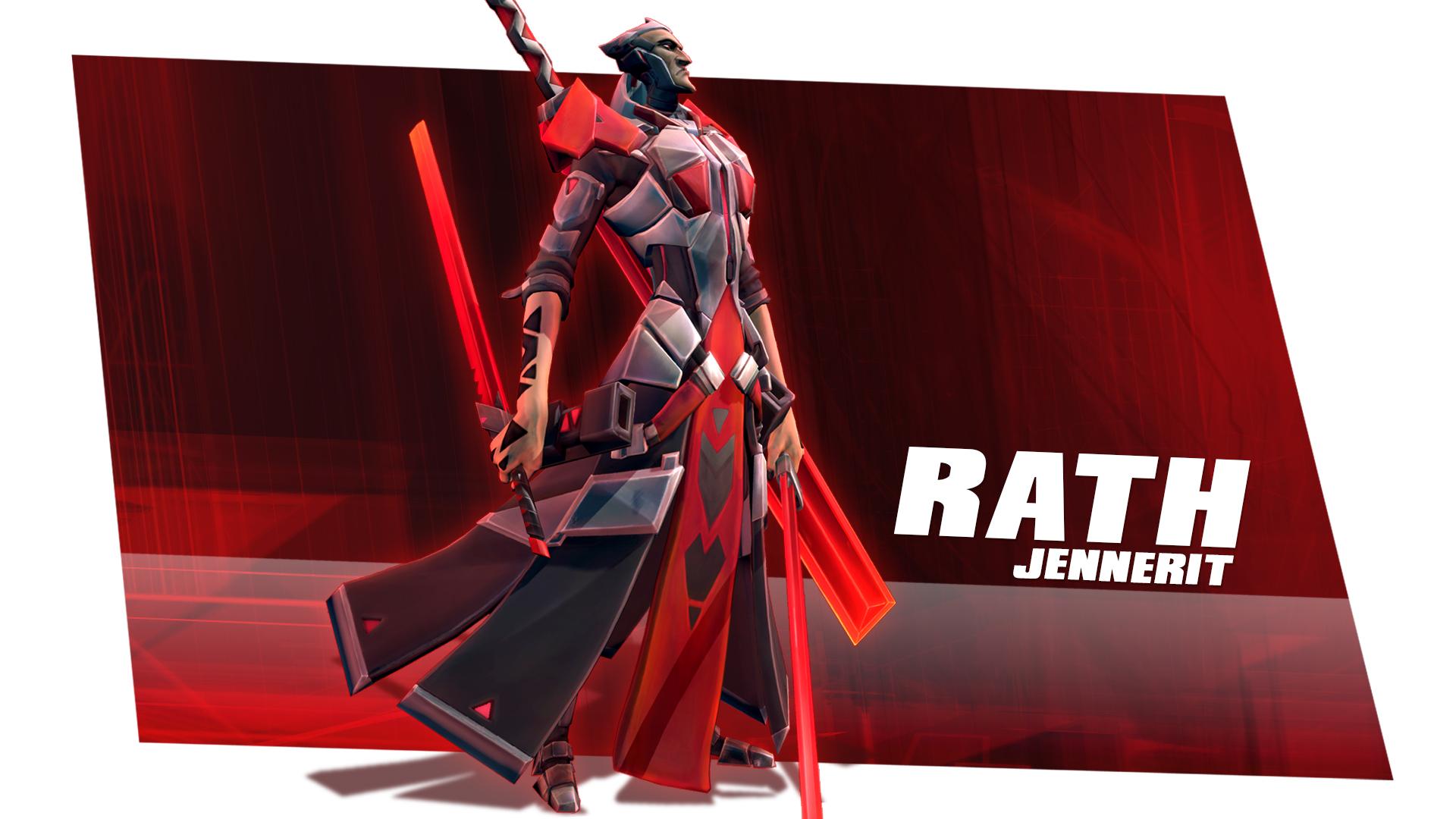 battleborn character rath
