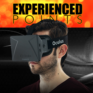 Experienced Points Oculus Rift