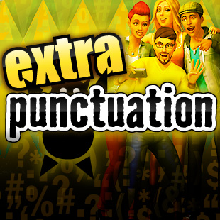 Extra Punctuation The Sims 4