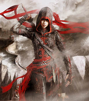 Assassin S Creed Season Pass Features Female Protagonist In China