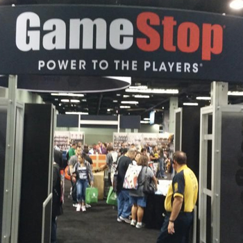 GameStop Expo 2014