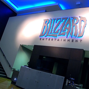Blizzard Entertainment Office