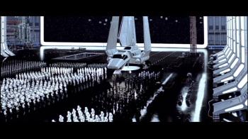 Emperor Death Star Arrival