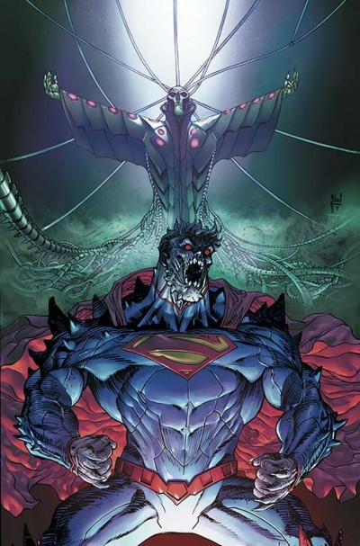 Superman Doomed 2 cover