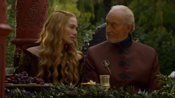Cersei and Tywin