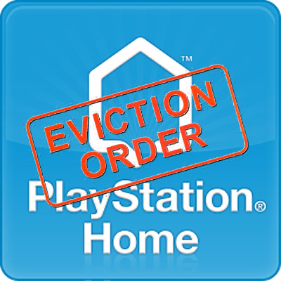 PS Home Eviction