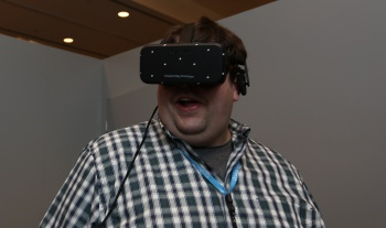 Devin Connors Oculus Connect
