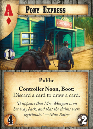 doomtown pony express