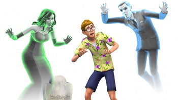 sims 4 ghosts