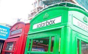 London Solarbox Call Box 310x