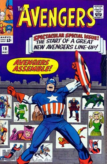 avengers old order