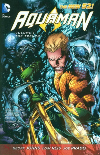 Aquaman Vol 1 The Trench