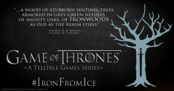 Telltale game of thrones teaser
