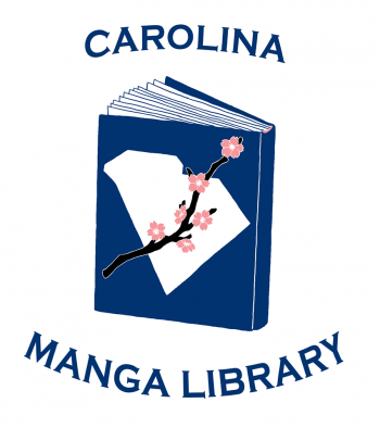 carolina manga library logo