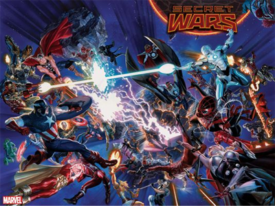 secret wars full