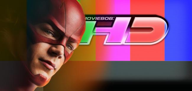 HD: The Flash: social