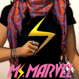 Ms Marvel 1 Cover