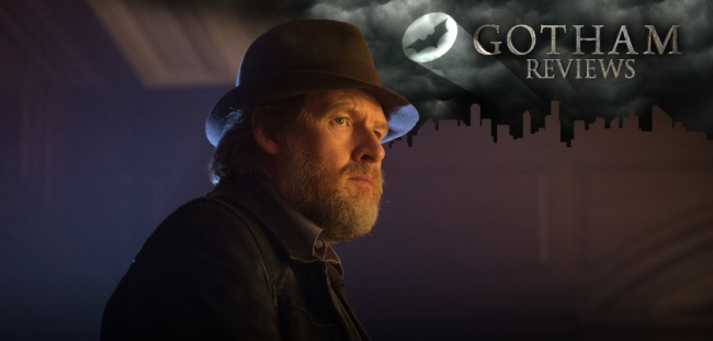 Gotham S1EP4: social