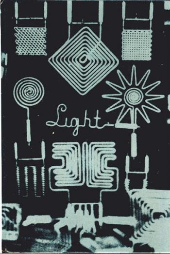 Tesla Bent Light