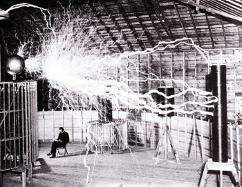 Tesla Coil Laboratory