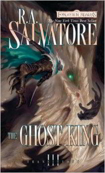 the ghost king by ra salvatore