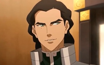 kuvira legend of korra the coronation
