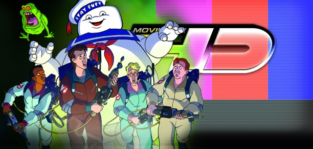 hd: the real ghostbusters header
