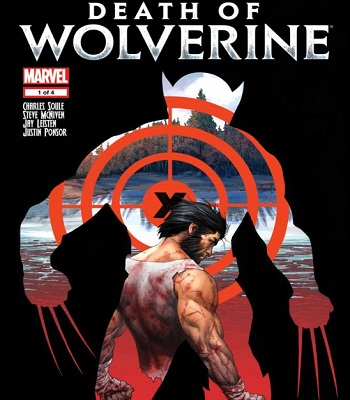 Death of Wolverine Cover Smaller