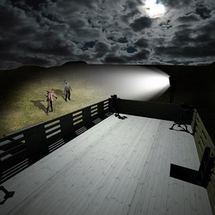 Zombie Cabin 3x3