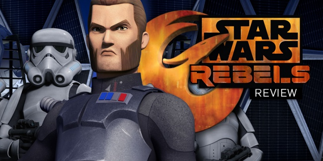 Star Wars Rebels: Fighter Flight social