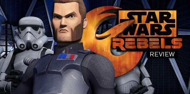 Star Wars Rebels: Fighter Flight social