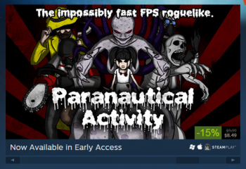 paranautical activity early access