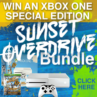 Sunset Overdrive Giveaway 3x3