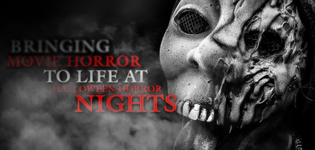 Halloween Horror Nights social