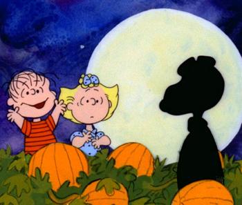 great pumpkin shadwo