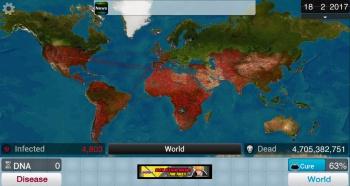Plague Inc Ebola 15