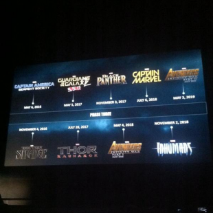 Marvel Phase 3