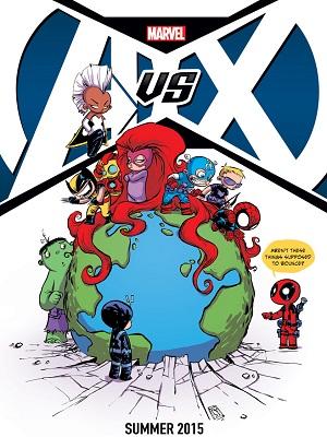 Avengers vs. X-Men 2015