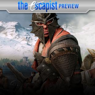 Dragon Age Inquisition 3x3