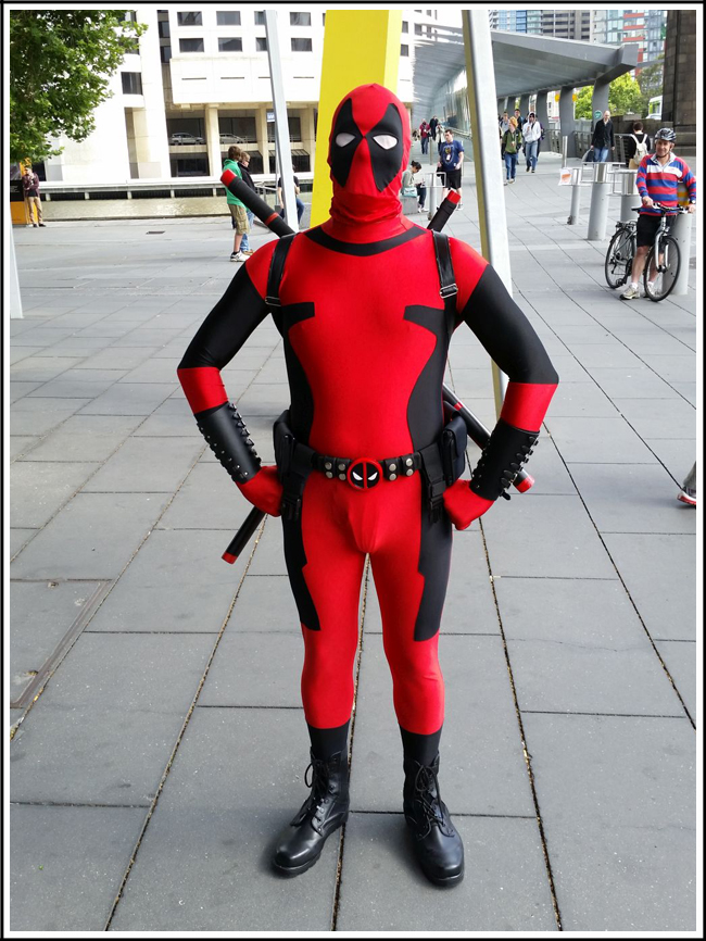 pax aus cosplay day 3 001 deadpool