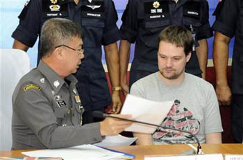 Fredrik Neij in custody