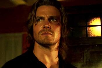 Oliver flashback