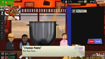 csd pasta cooking feature